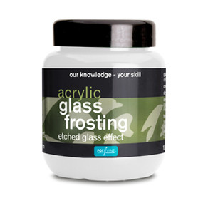 Glass Frosting Varnish