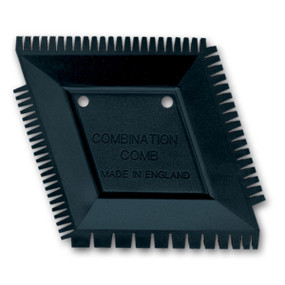 Combination Graining Comb