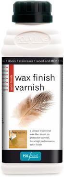 Wax Finish Varnish Clear Satin