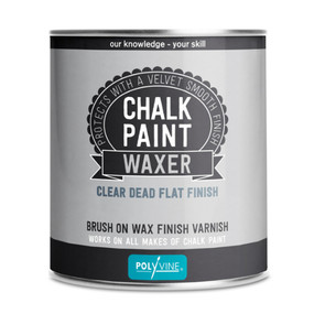 Chalk Finish Paint Waxer