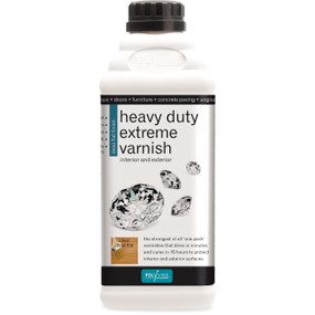 Heavy Duty Extreme Varnish