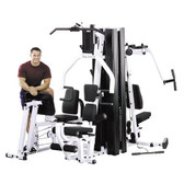 BodySolid EXM3000LPS Gym System