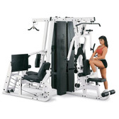 BodySolid EXM4000S Gym System