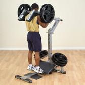 BodySolid GSCL360 Leverage Squat Calf Machine