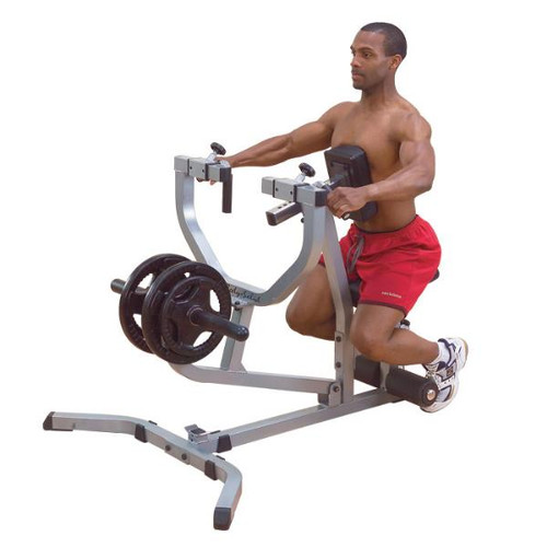 BodySolid GSRM40 Seated Row Machine