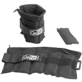 GoFit Ankle Weights- 5lbs Each / 10lb Pair