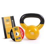 GoFit 10lb Kettlebell w/ Workout DVD