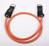 GoFit Single Extreme Resistance Power Tube - Orange/50 lbs.