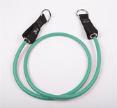 GoFit Single Extreme Resistance Power Tube - Green/80 lbs.