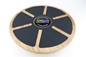 GoFit Adjustable Wooden Balance Board