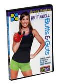 GoFit Brook Benten - Kettlebell Butts & Guts DVD