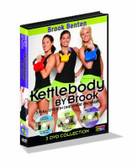 GoFit Brook Benten - Kettlebody by Brook DVD