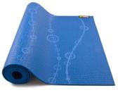 GoFit Designer Pattern Yoga Mat - Bubbles