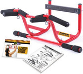 GoFit Elevated Chin Up / Pull Up Station