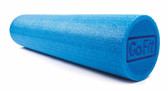 "GoFit Foam Roller with Training Manual 24"" x 6"""
