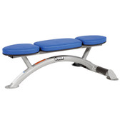 Hoist CF 3163 Commercial Freeweight Flat Bench