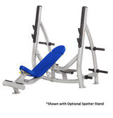 Hoist CF 3172 Commercial Incline Olympic Bench