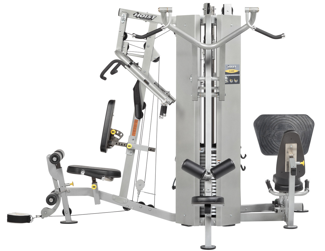 Hoist H4400 4 Stack Multi Gym The Fitness Outlet