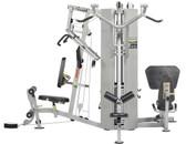 Hoist H4400 4 Stack Multi Gym