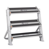 "Hoist 36"" Horizontal Dumbbell Rack HF 5461-36"