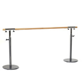 STOTT PILATES® by MERRITHEW Stability Barre- 8 ft (Grey)