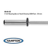 Hampton International Bronze Bushing Bar