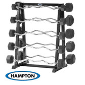 Dura-Bar Curl & Straight Bars Club Pack