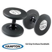 Set Includes 10 pr Dumbbells (5-50 In 5 lb Increments)