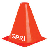 Spri plastic Orange Cones