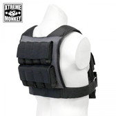Xtreme Monkey Adjustable Commercial Weight Vest 55lbs