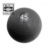 Xtreme Monkey Slam Ball 45lbs Black