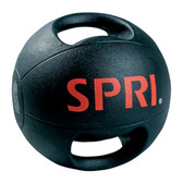 Spri Dual Grip Xerball (Choose from 6 lbs - 20 lbs)