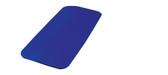 """Spri Blue Airex Fitness Mat - 47"""" x 23"""" x 0.6"""" (15mm)"""