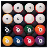 Brunswick Heritage Pocket Balls Set