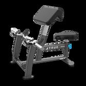 True Fitness XFW-5000 Preacher Curl