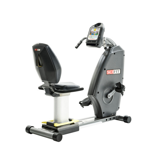 SciFit ISO1000R Forward Only Recumbent Bike - Premium Seat
