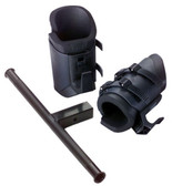 Teeter EZ-Up Gravity Boots XL with Adapter Kit