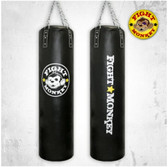 Fight Monkey 100 lbs Heavy Bag - Full Commercial PVC