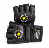 Fight Monkey Pro Series Leather MMA/Bag Gloves S/M