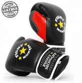 Fight Monkey Pro Series Leather 16oz Gloves