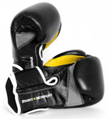 Fight Monkey Pro Series Leather 14oz Gloves
