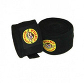 Fight Monkey Mexican Hand Wraps - pair Black