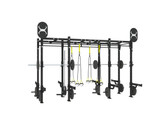 Torque 14 X 4 Foot Monkey Bar Rack - X1 Package