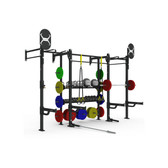 Torque 14 X 4 Foot Storage Wall Mount Rack - X1 Package