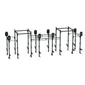 Torque 34 X 6 Foot Pull-Up Rack - X1 Package