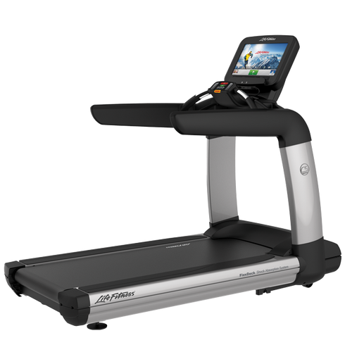 Life Fitness Platinum Club Series Treadmill with Discover SE3 HD Console