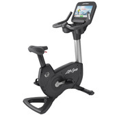 Life Fitness Platinum Club Series Upright Bike with Discover SE3 HD Console