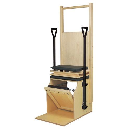 Pilates Combo Chair Ii: Peak Pilates Single High/Low Chair