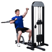 Body-Solid PRO-Select Multi Functional Press