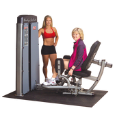 Body-Solid Pro Dual Inner & Outer Thigh Machine